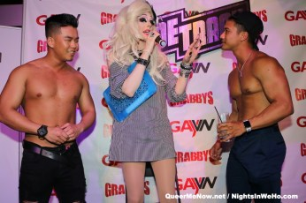Gay Porn Stars GayVN Party Grabbys 2018 26