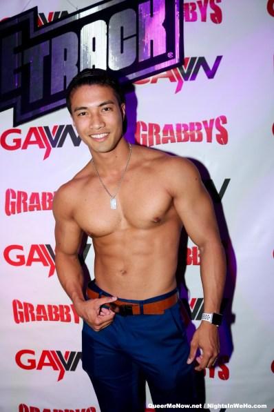 Gay Porn Stars GayVN Party Grabbys 2018 28