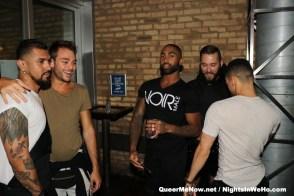 Gay Porn Stars GayVN Party Grabbys 2018 30