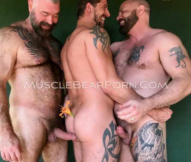 Muscle Bear Porn Gay Porn Website By Sean Maygers And His Muscle