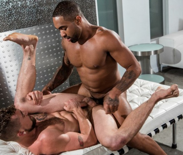 Noir Male Gay Porn Interracial Sex Fuck