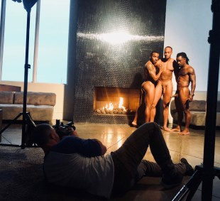NoirMale Gay Porn Stars Behind The Scenes 09