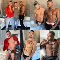 NoirMale Gay Porn Stars Behind The Scenes 26