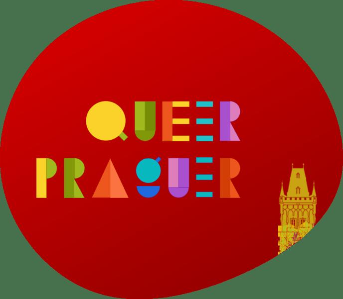 Queer Praguer Footer Logo