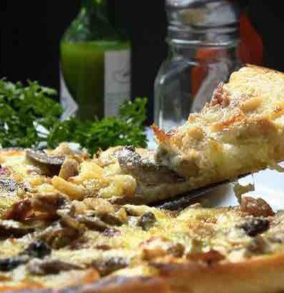 Pizzas, pâtes, risottos & lasagnes chez Piccolo Diavolo à Soho