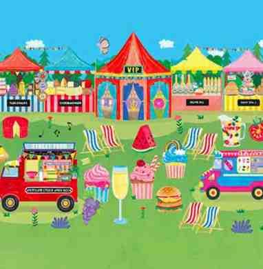 Le Foodies Festival envahit Syon Park
