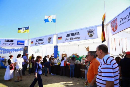 Malloco organiza Fiesta de las Naciones