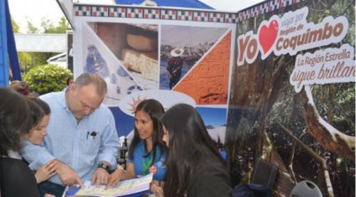 Coquimbo promociona  sus atractivos turísticos