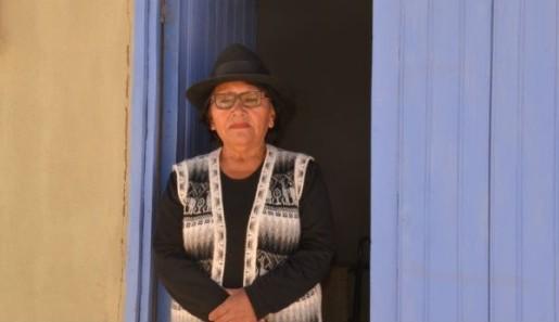 Pionera en brindar el servicio de alojamiento en el pueblo precordillerano