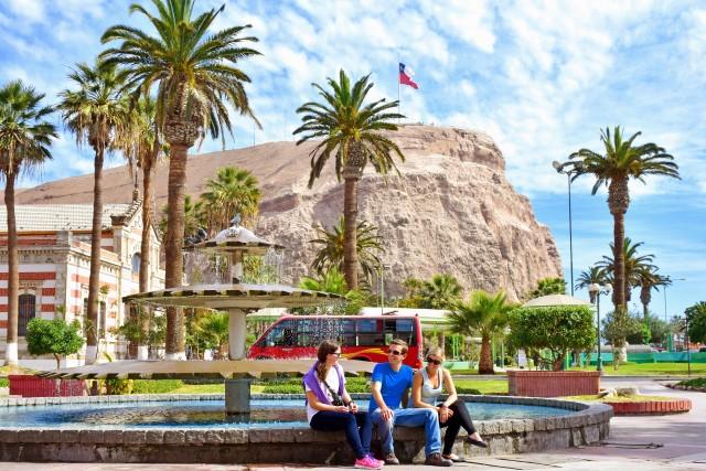 Arica entre los destinos más preferidos para las vacaciones 2016