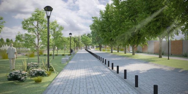 Canal San Carlos se transformará en un paseo peatonal