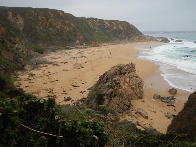 El Yeco: una especial playa ubicada en Algarrobo