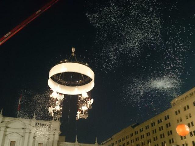 Revisa los detalles de la fiesta del arte 'Santiago a Mil'