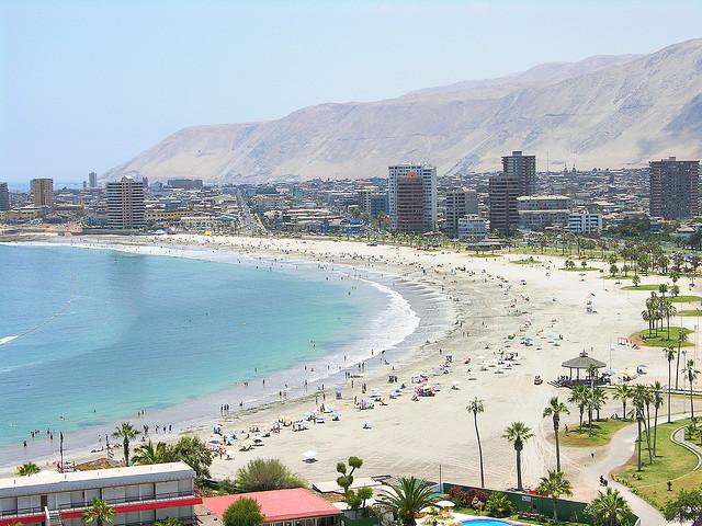 Playa Cavancha: un panorama completo de entretención