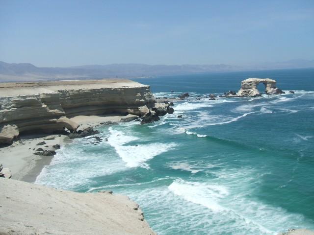La Portada: Un monumento natural en el mar de Antofagasta