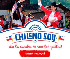 ¿Qué tan chileno eres? Participa en el concurso de SERNATUR y averígualo