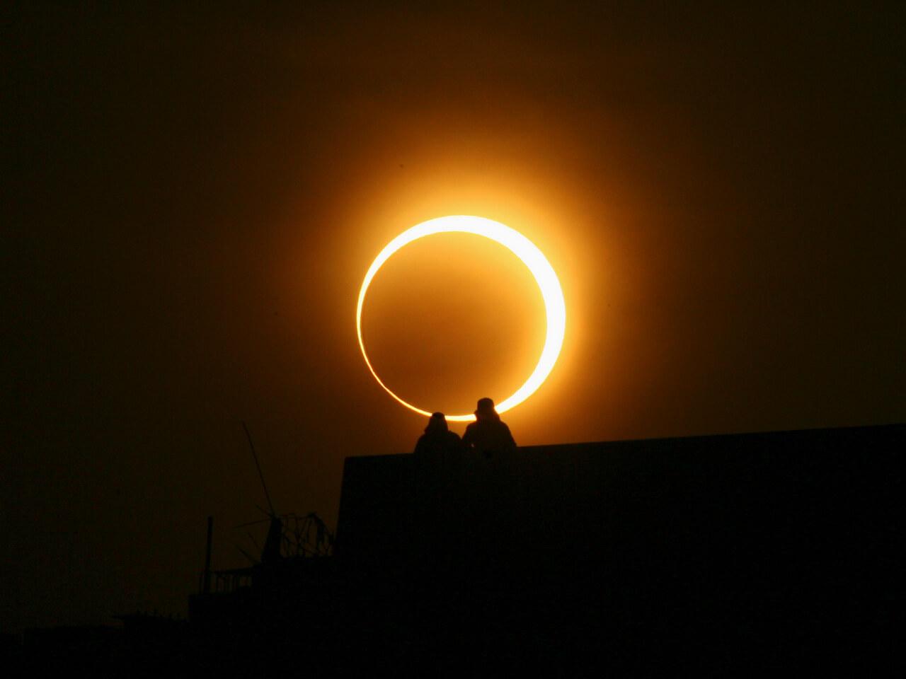 """Un """"anillo solar"""" se tomará los cielos de Aysén este 26 de febrero"""