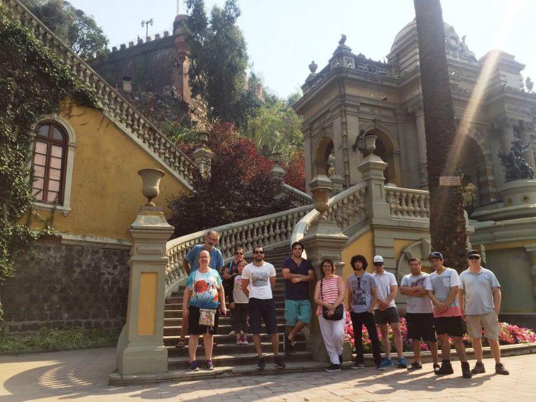 Recorre gratis Santiago: Conoce los tours disponibles