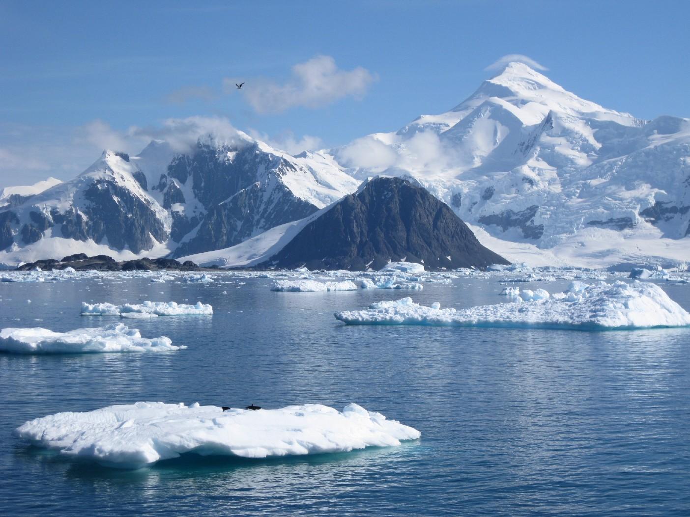 Atrévete a conocer la majestuosidad del territorio antártico chileno: una maravilla en el mundo (Fotos)