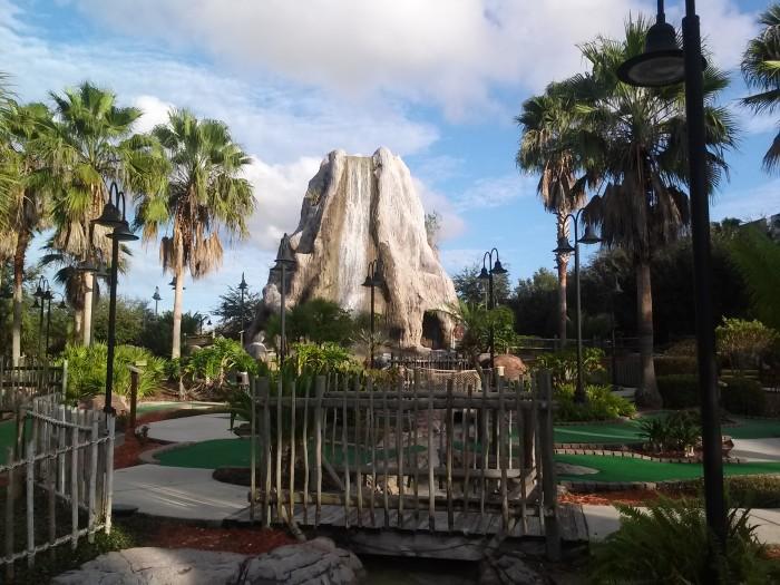 Hawaiian Rumble Miniature Golf in Orlando Florida