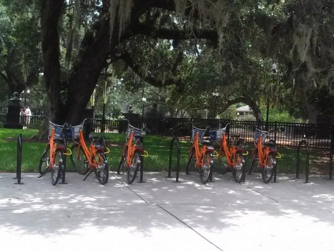 Sistema de Bicicletas Compartidas Juice