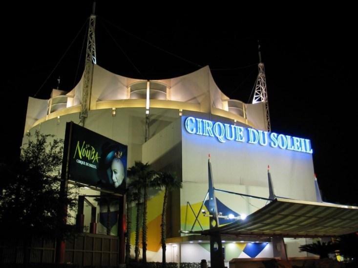 La Nouba Cirque du Soleil