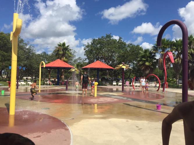 Parques con Juegos de Agua