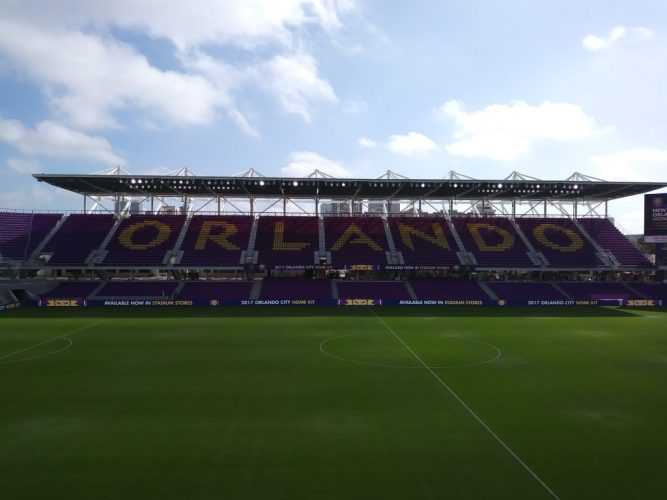 Orlando City temporada MLS 2019