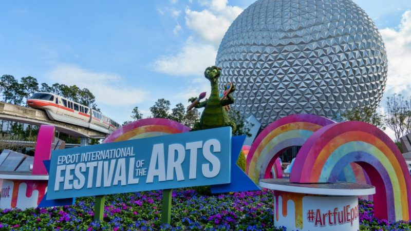 EPCOT International Festival of the Arts 2019