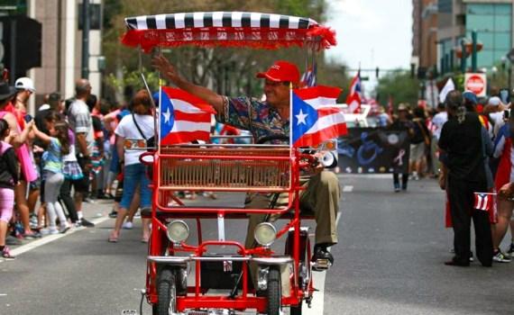 Desfile y Festival de Puerto Rico de Florida
