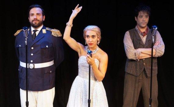Evita - el musical, en Orlando Shakespeare Theatre