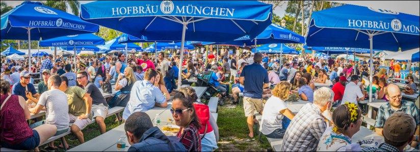 Festival de la ceveza Oktoberfest en Orlando Florida