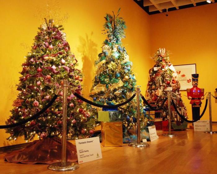 Festival de árboles en Orlando Museum of Art