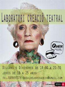 Laboratori de Creació Teatral
