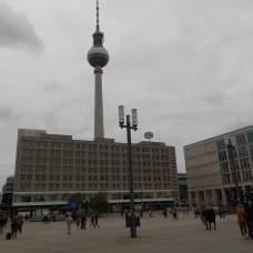 Alexanderplatz et Tour de la Télévision