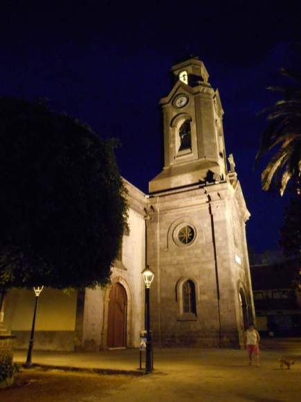 Eglise de Nuestra Senora de la Pena de Francia (Puerto de la Cruz)
