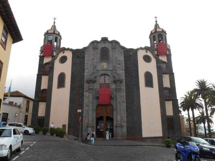 Eglise de la conception (La Orotava)