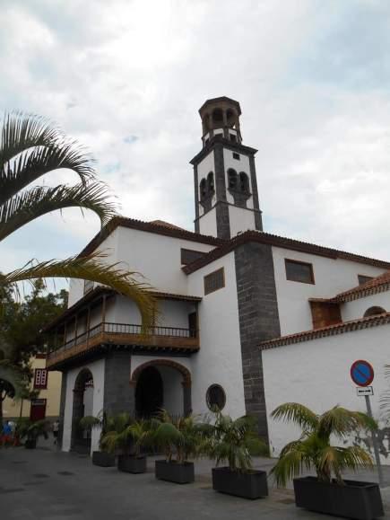 Eglise de Nuestra Senora de la Concepcion (Santa Cruz de Tenerife)