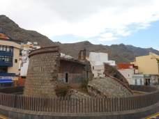 Vestiges de la tour ronde (San Andrés)