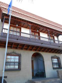 Mairie de Sauzal