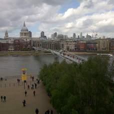 Vue du Tate Museum