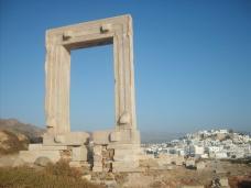 Portail du temple d'Apollon