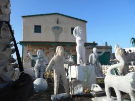 Maison à la sortie de la ville de Teguise