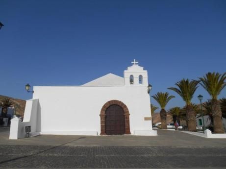 Iglesia de San Marcial del Rubicón (Femes)