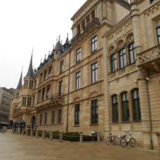 Palais Grand Ducal (Luxembourg)
