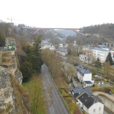 Vue de la dent creuse (Luxembourg)