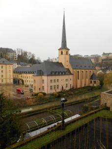 Abbaye de Neumünster (Luxembourg)