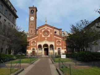 Eglise Santa Eufemia