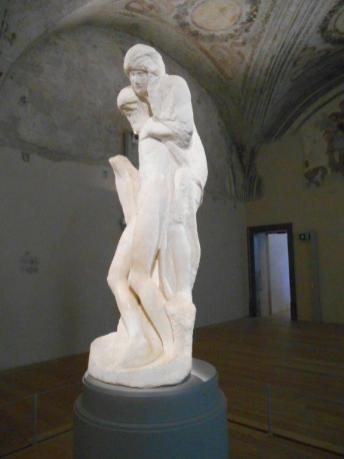 Pietà Rondanini (oeuvre inachevée)