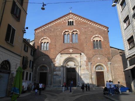 Basilique San Simplicano